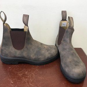 Womens Blundstone 585 Lined Leather Boots Size 7.5